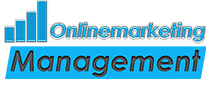 Das Logo onlinemarketing management
